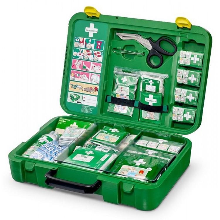 Apteczka walizkowa Cederroth 390103 First Aid Kit – XL