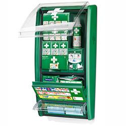 Apteczka Cederroth First Aid & Burn Station 51011003