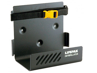 Uchwyt ścienny do defibrylatora LIFEPAK 500 / 1000 nr 11210-000001