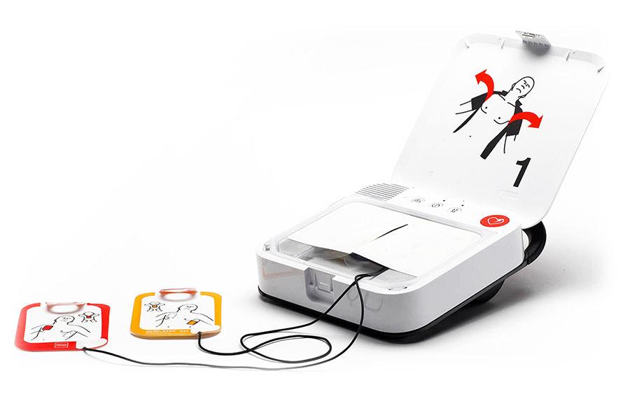 Defibrylator AED półautomatyczny LIFEPAK CR2