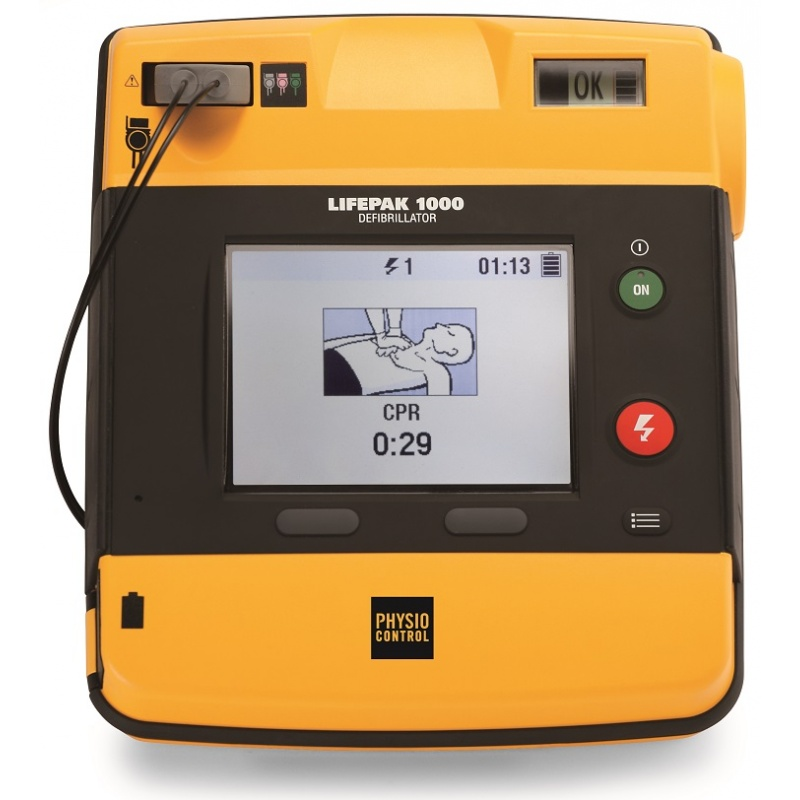 Defibrylator LIFEPAK 1000 (nr 99425-000103)
