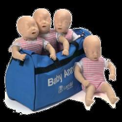 Baby Anne LAERDAL - fantom niemowlęcy do nauki reanimacji RKO CPR