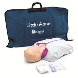 Little Anne LAERDAL - fantom dorosły do nauki reanimacji RKO CPR