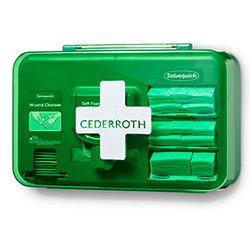 Dozownik Cederroth Wound Care Dispenser Blue 51011009