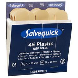 Plaster plastikowy Salvequick Cederroth 6036