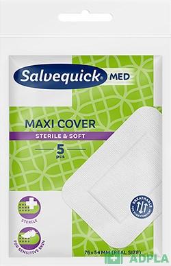 SalvequickMED Maxi Cover - Cederroth 658024