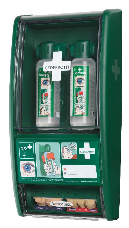 Apteczka pierwszej pomocy Cederroth First Aid and Burn Station