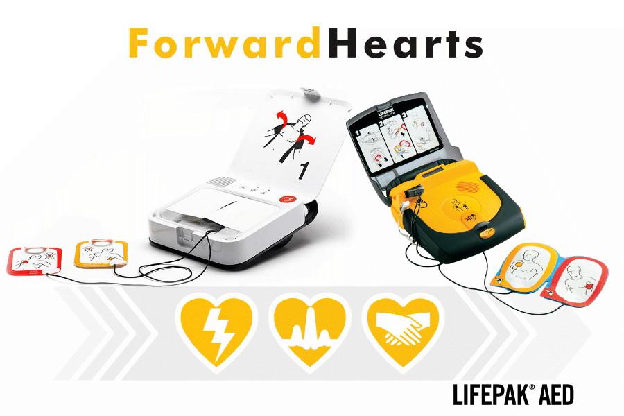 Podaruj defibrylator AED. Zrewanżuj się za uratowanie życia