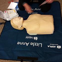 ADPLA kurs pierwszej pomocy