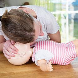 ADPLA pediatryczny kurs pierwszej pomocy
