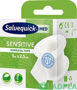 Taśma chirurgiczna Cederroth Salvequick Sensitive